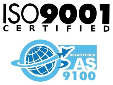 ISO0991 Certified Registered AS 9100