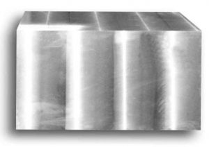 forged steel block